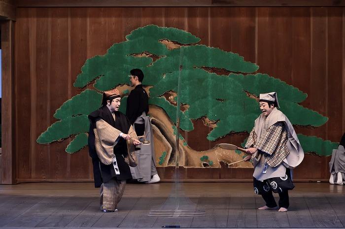 歌舞伎「宗論」