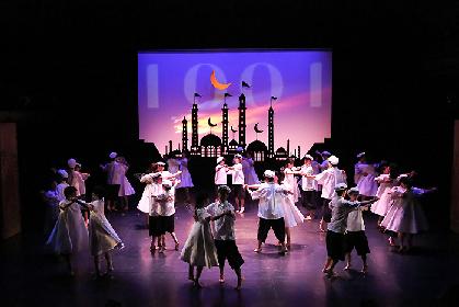 少年王者舘の新作『1001』が新国立劇場 小劇場で開幕
