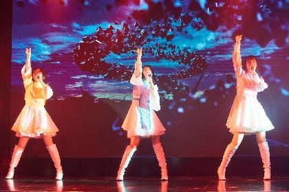 声優ユニット イヤホンズが4周年記念LIVEで生披露 OP・ED主題歌を担当するゲーム『神獄塔 メアリスケルターFinale』が本日発売
