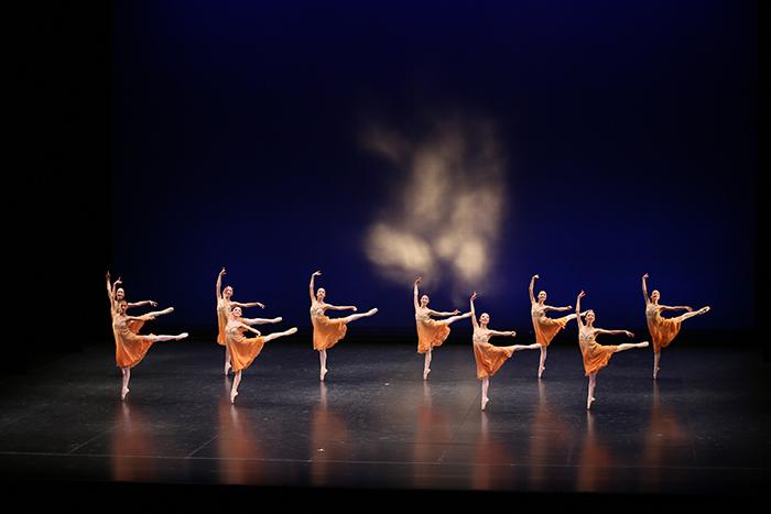バレエ研修所公演『トリプティーク~青春三章~』 ©瀬戸秀美
