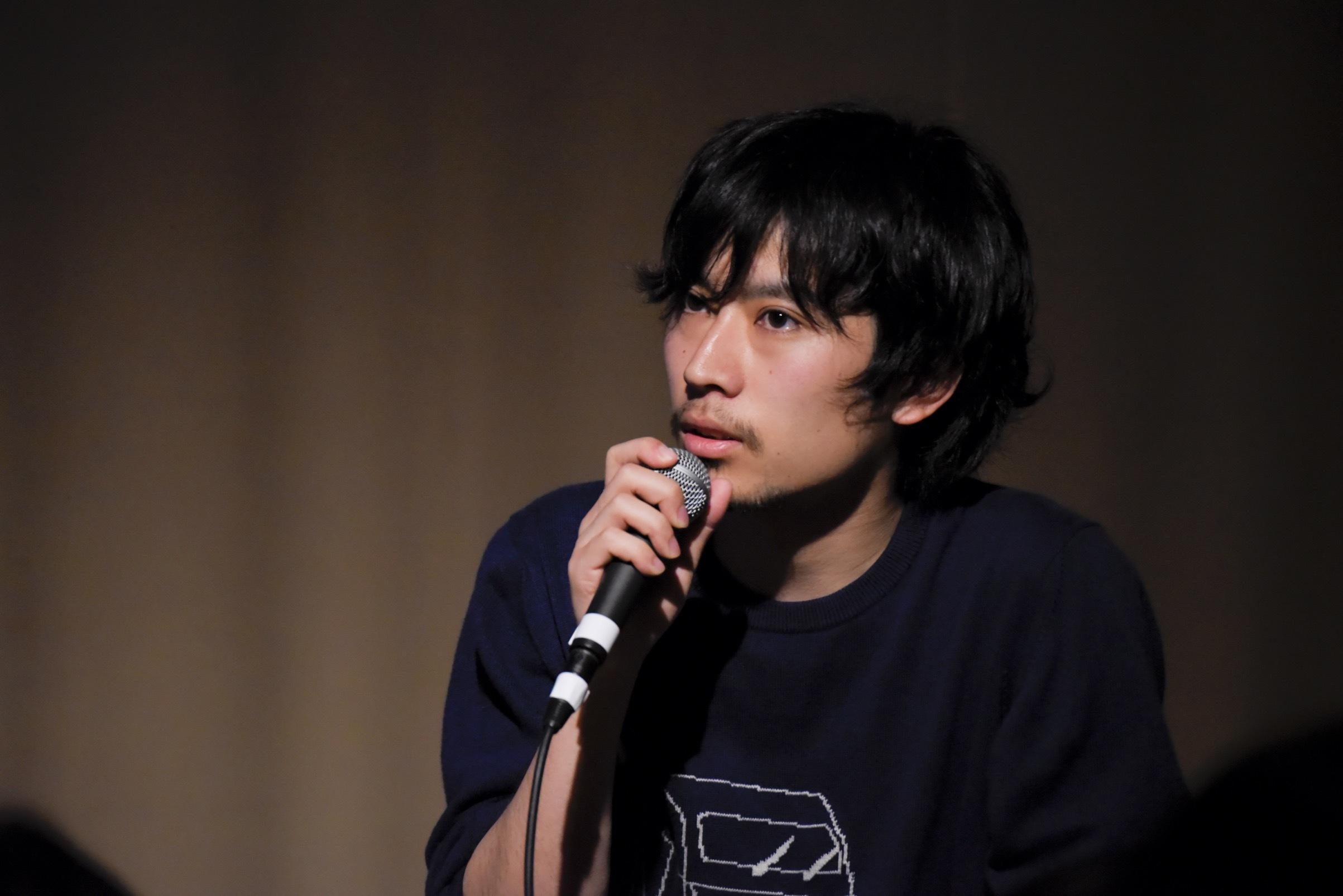 山田智和 photo by 小見山峻