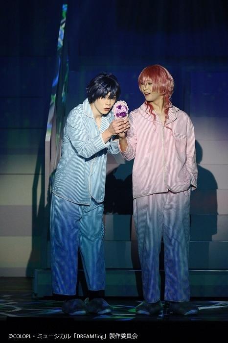 (C)COLOPL・ミュージカル「DREAM!ing」製作委員会