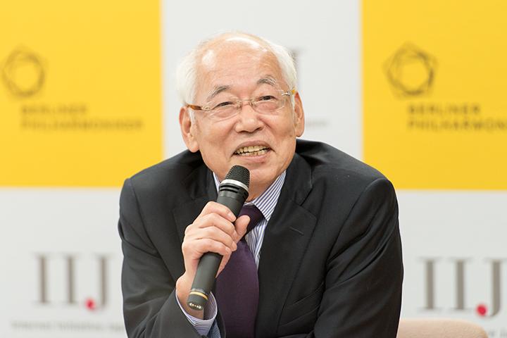 鈴木幸一(株式会社インターネットイニシアティブ代表取締役会長)