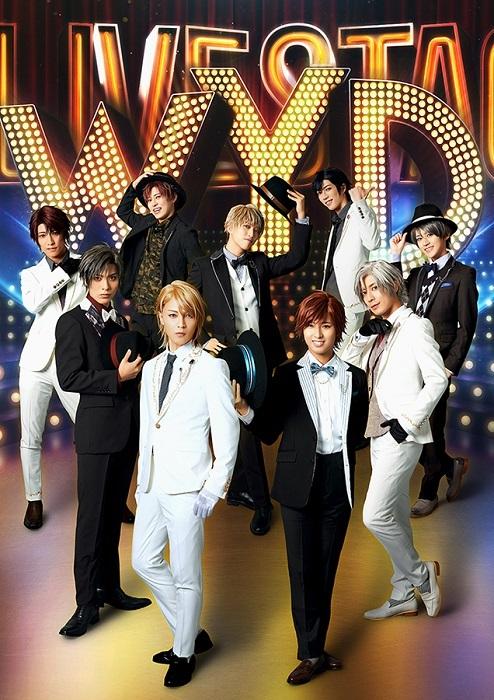 2.5次元ダンスライブ「ALIVESTAGE(アライブステージ)」Episode4『WYD』メインビジュアル (C)ivesta04
