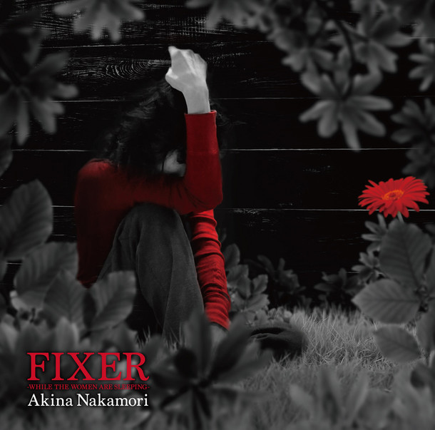 「FIXER -WHILE THE WOMEN ARE SLEEPING-」ジャケット