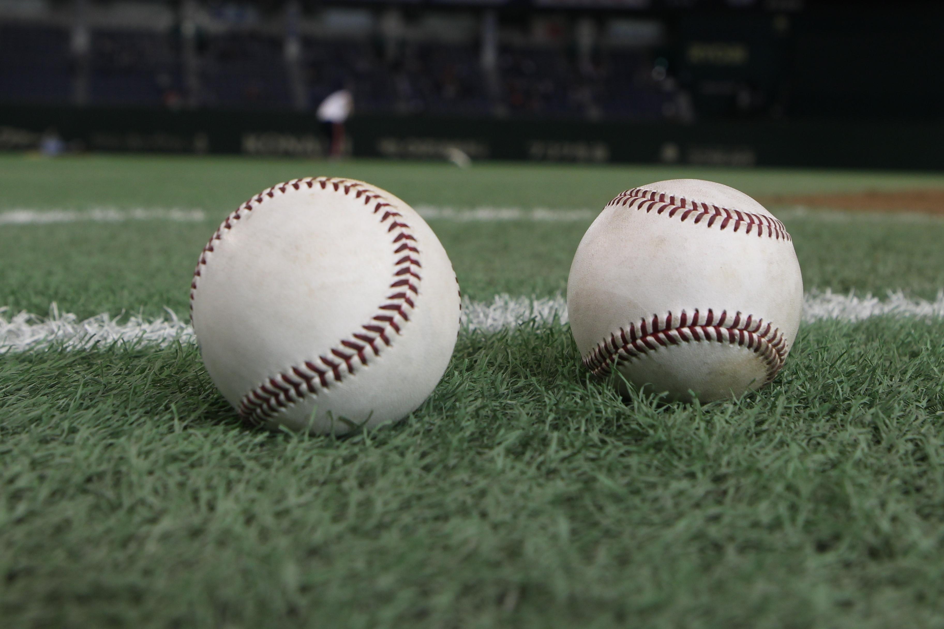 練習などで使用された公式球1球をプレゼント ※写真はイメージです