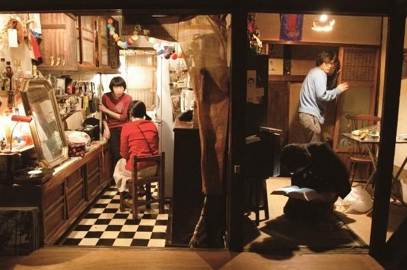 劇団子供鉅人[ポコペン]で上演した『キッチンドライブ』(2009年)