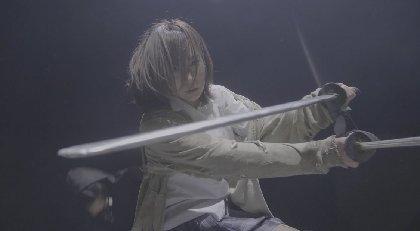 『るろうに剣心 最終章』アクションコーディネーター×スタントパーソンで魅せる高速ソードアクション!raciku新曲「高鳴り」MVを公開