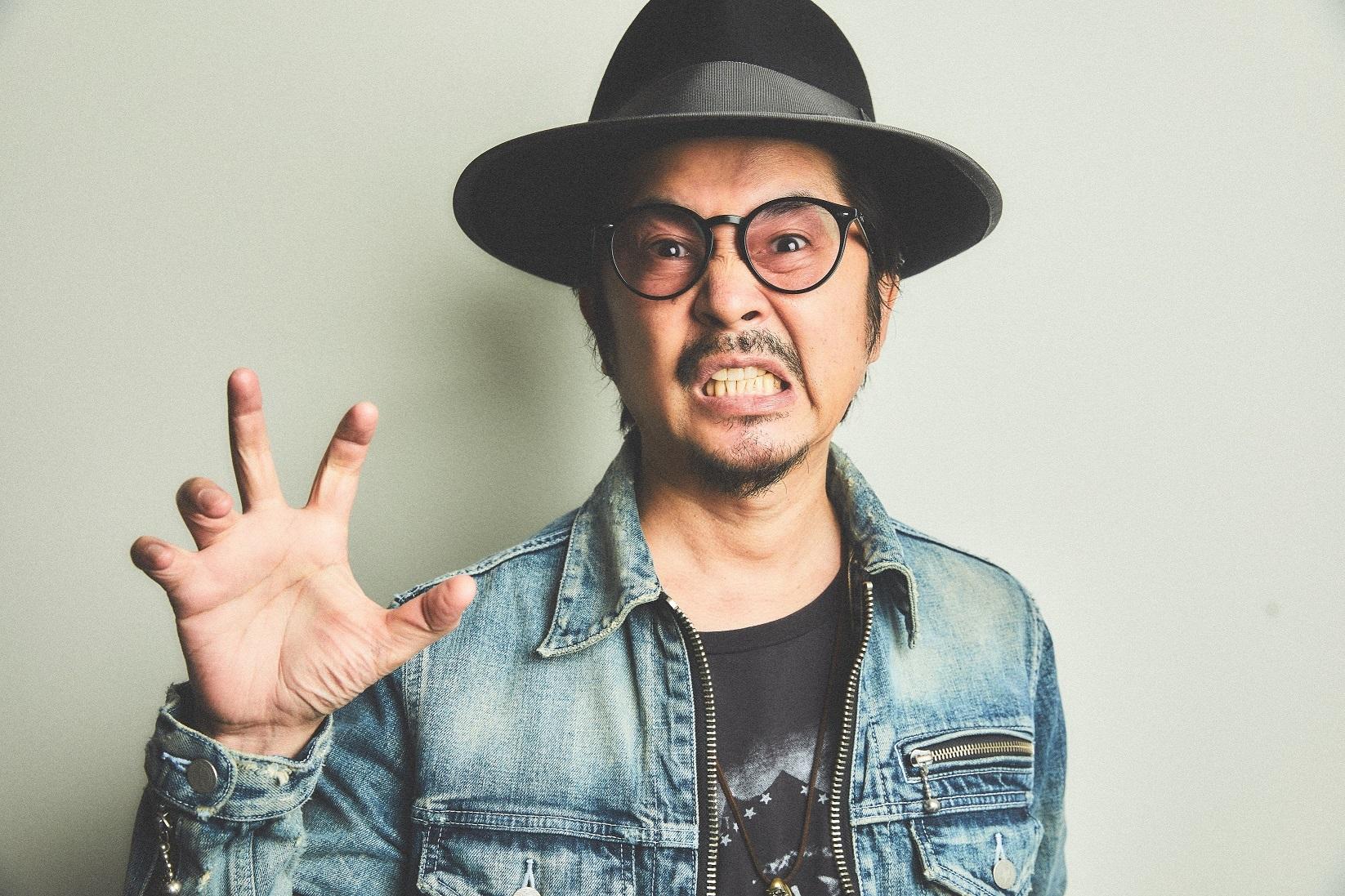 増子直純(怒髪天) 撮影=渡邉一生