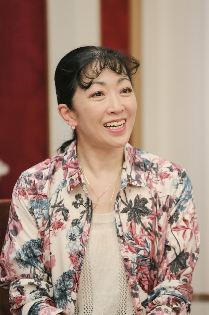 斎藤友佳理 (C)Kiyonori Hasegawa