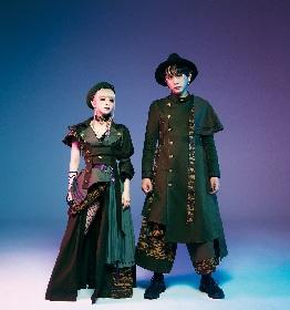 GARNiDELiA 10作目のCDシングル『REBEL FLAG』が発売決定、リリイベにアジアツアーも決行