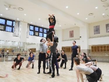 4年ぶりに再演されるKバレエカンパニー『カルメン』 熱気あふれる公開リハーサルの模様をレポート