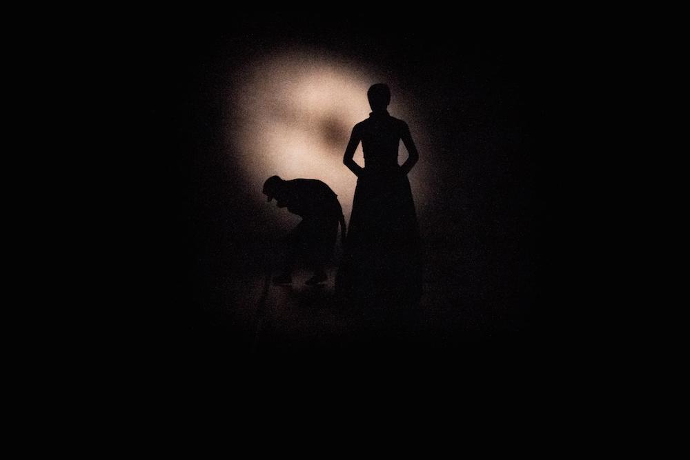 勅使川原三郎 芸術監督就任記念シリーズ『白痴』 2020年7月上演より/愛知県芸術劇場 小ホール (C)Naoshi Hatori