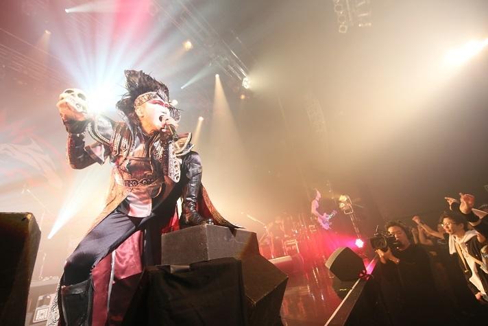 "『DEMON'S ROCK ""DKR(うたどくろ)"" TOUR』ファイナル"