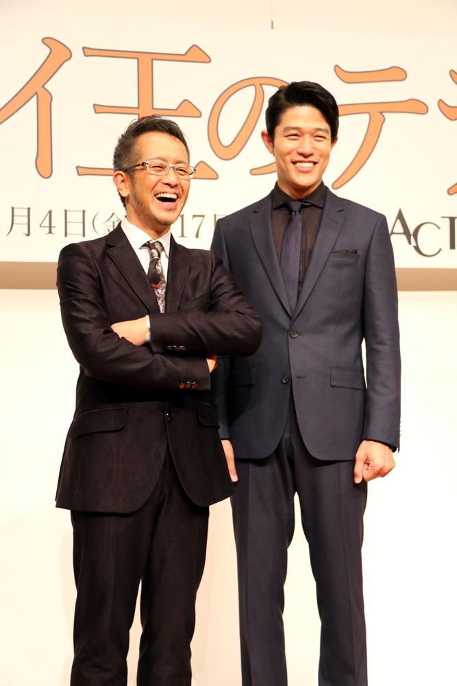 宮本亜門、鈴木亮平 舞台「ライ王のテラス」