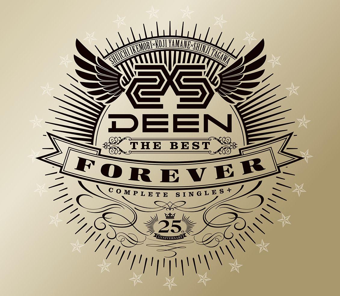 DEEN『DEEN The Best FOREVER』初回生産限定盤