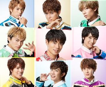 BOYS AND MEN、劇場版『シンカリオン』主題歌がオリコンウィークリーシングルランキング1位獲得