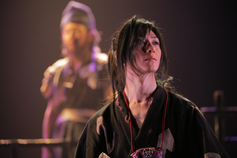 鈴木拡樹  (C)2018 手塚プロダクション/舞台「どろろ」製作委員会