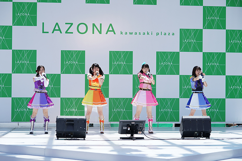 (C)BNP/BANDAI, DENTSU, TV TOKYO