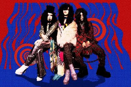 首振りDolls 70年代前半ロックシーンのムーヴメントを呼び起こす、アートワークへのこだわりとは