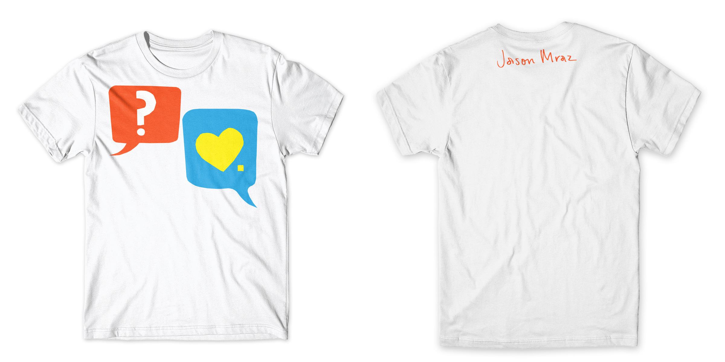 ニューアルバム『ノウ。』オリジナルTシャツ