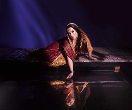 ビゼー《真珠採り》 (C) Kristian Schuller/Metropolitan Opera