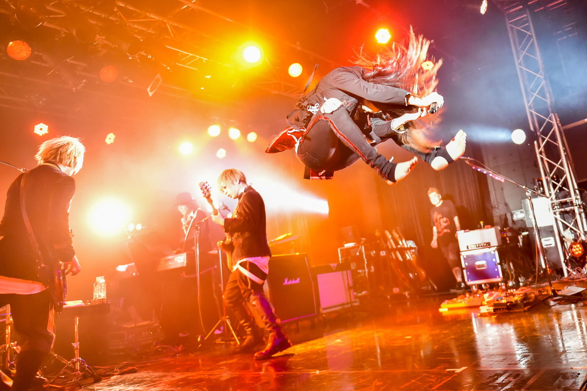 MUCC Photo by スズキメグミ