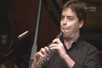気鋭の若手アーティスト週間! NHK・BSプレミアム『クラシック倶楽部』でオーボエ奏者のラモン・オルテガ・ケロのリサイタルを放送