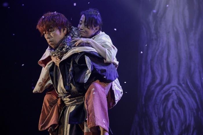 劇団壱劇屋『独鬼〜hitorioni〜』再演(2018年) [撮影]河西沙織(劇団壱劇屋)