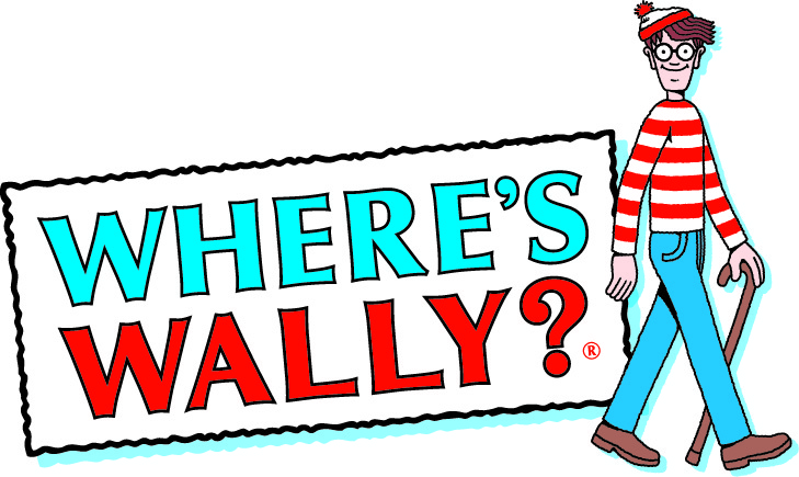 Where's Wally? ⓒ DreamWorks Distribution Limited. All rights reserved.