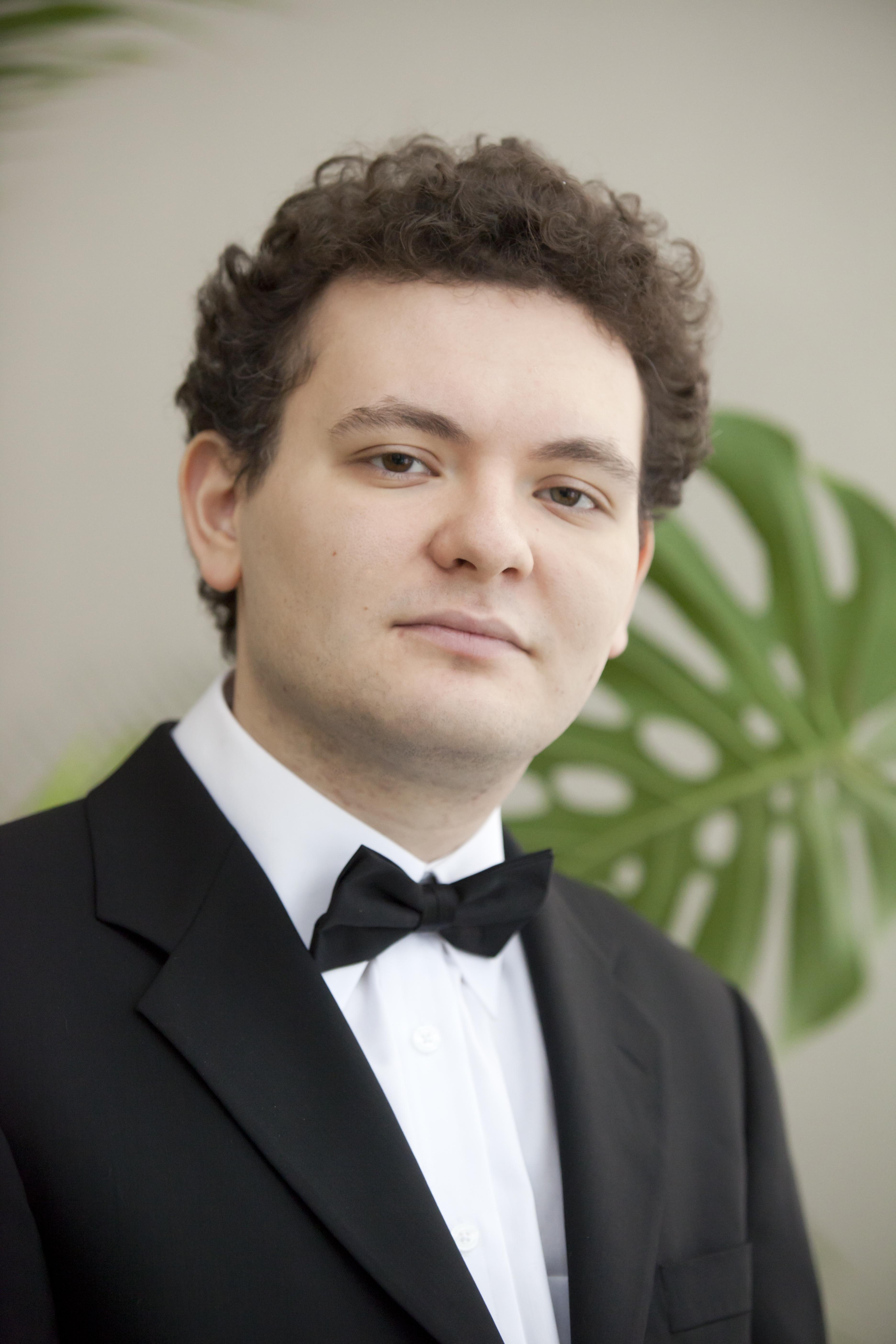 ピアノ五重奏曲には1986年生まれの若きピアニストが登場する (c)Dmitri Bocharov