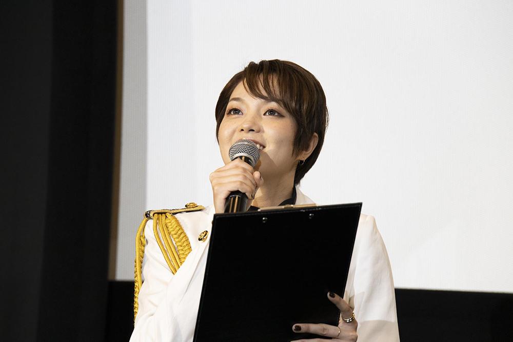 飯田友子 (c) Princess Principal Film Project
