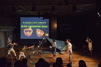 マームとジプシーが3作品を連続上演、LUMINE 0のオープン企画