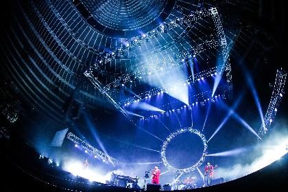 フジファブリックが大阪城ホールで叶えた夢「デビューして15年。今日は僕らの夢とみんなの夢、2つの夢を叶える日」