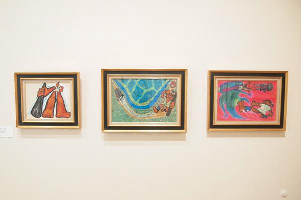たしませいぞう《ちからたろう》1967年 刈谷市美術館蔵 ⓒSeizo TASHIMA