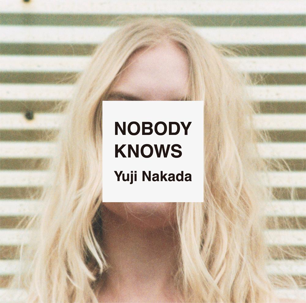 中田裕二『NOBODY KNOWS』初回盤