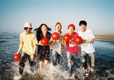 never young beachが4都市ワンマンツアー開催、ファイナルはZepp Tokyo