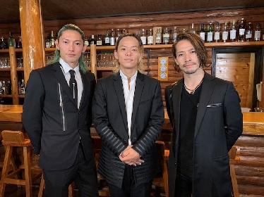 DRUM TAOの新作舞台『光』が東京都内6会場で8公演を開催! メンバーの岸野央明、江良拓哉、麓大輔が語る見どころとは?