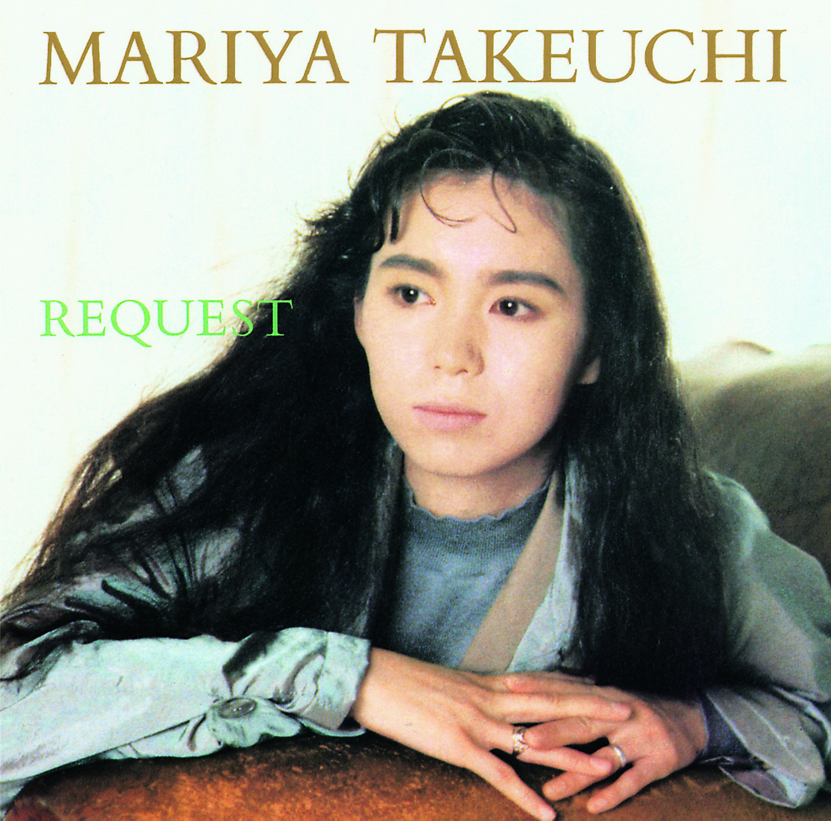 竹内まりや『REQUEST-30th Anniversary Edition-』