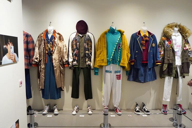 武道館ライブのステージ衣装