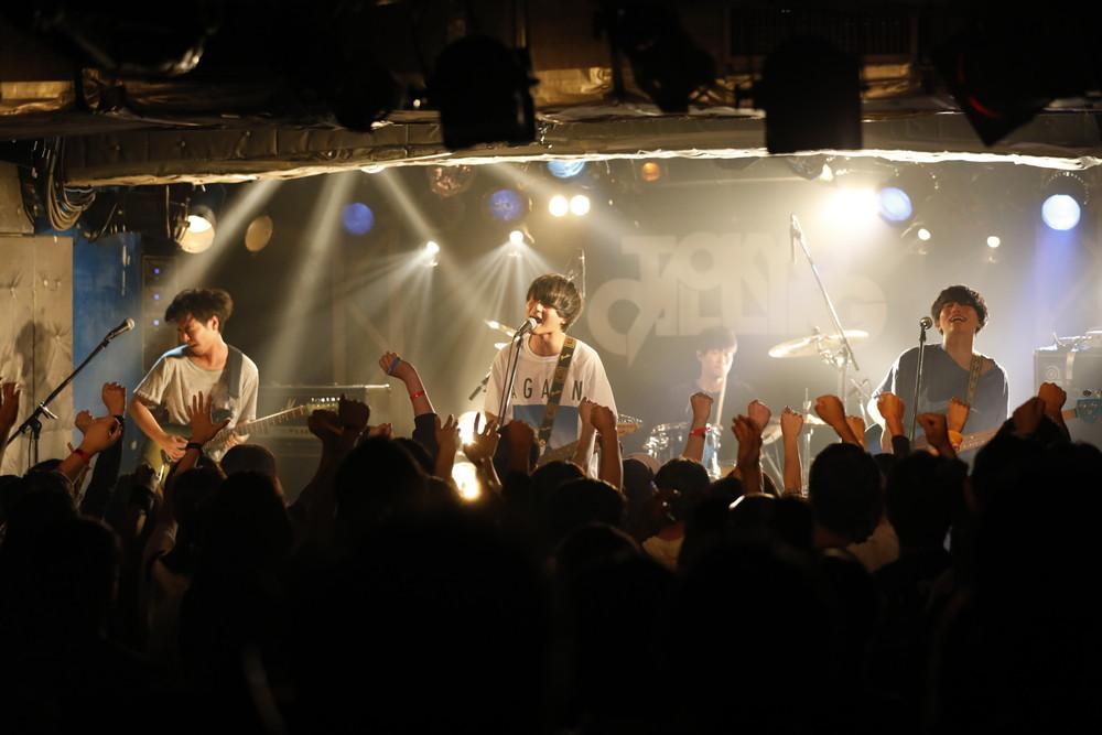 ハンブレッダーズ Photo by タマイシンゴ