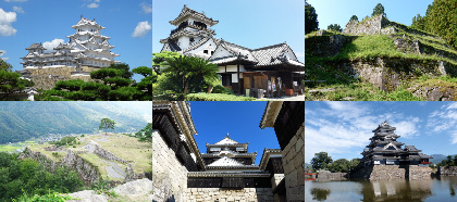 お城ファンが実際に訪れた日本の城ランキング、3位は松本城、NHK大河ドラマの影響であのお城も人気上昇