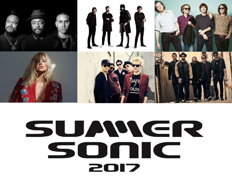 SUMMER SONIC 2017