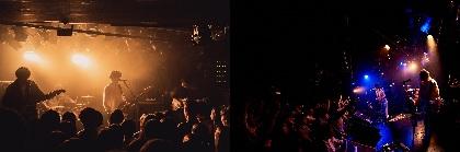 osage×なきごと 要注目バンド同士のスプリットツアー・ファイナルにみた両者の在り方