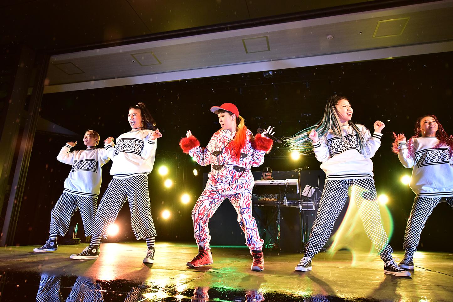 AI『FUTAKOTAMAGAWA RISE SPECIAL LIVE 2016』