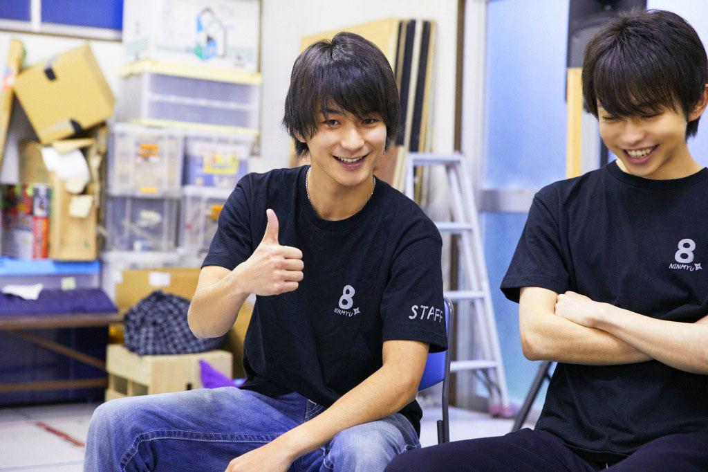 (左から)山木、佐藤
