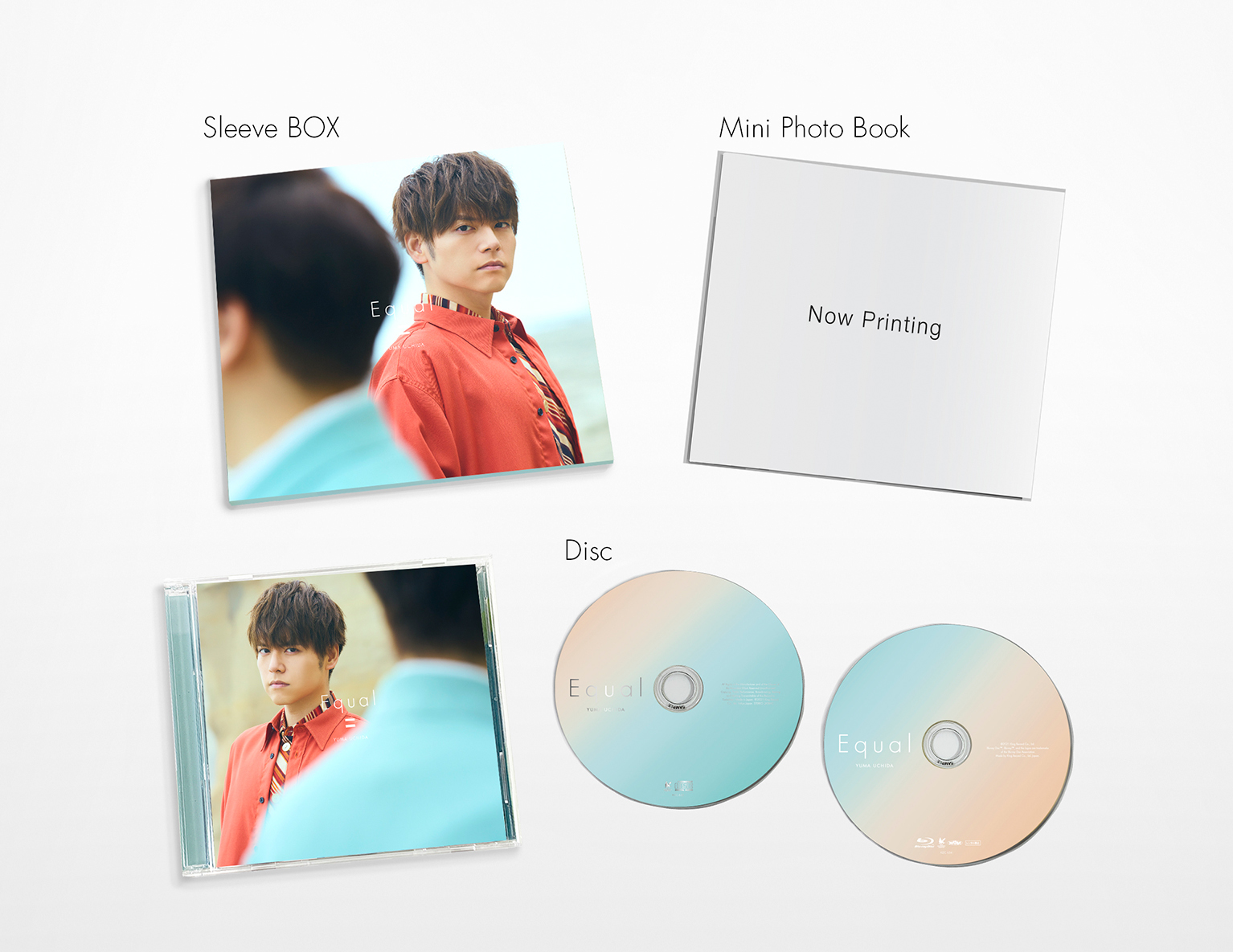 CD+BD盤