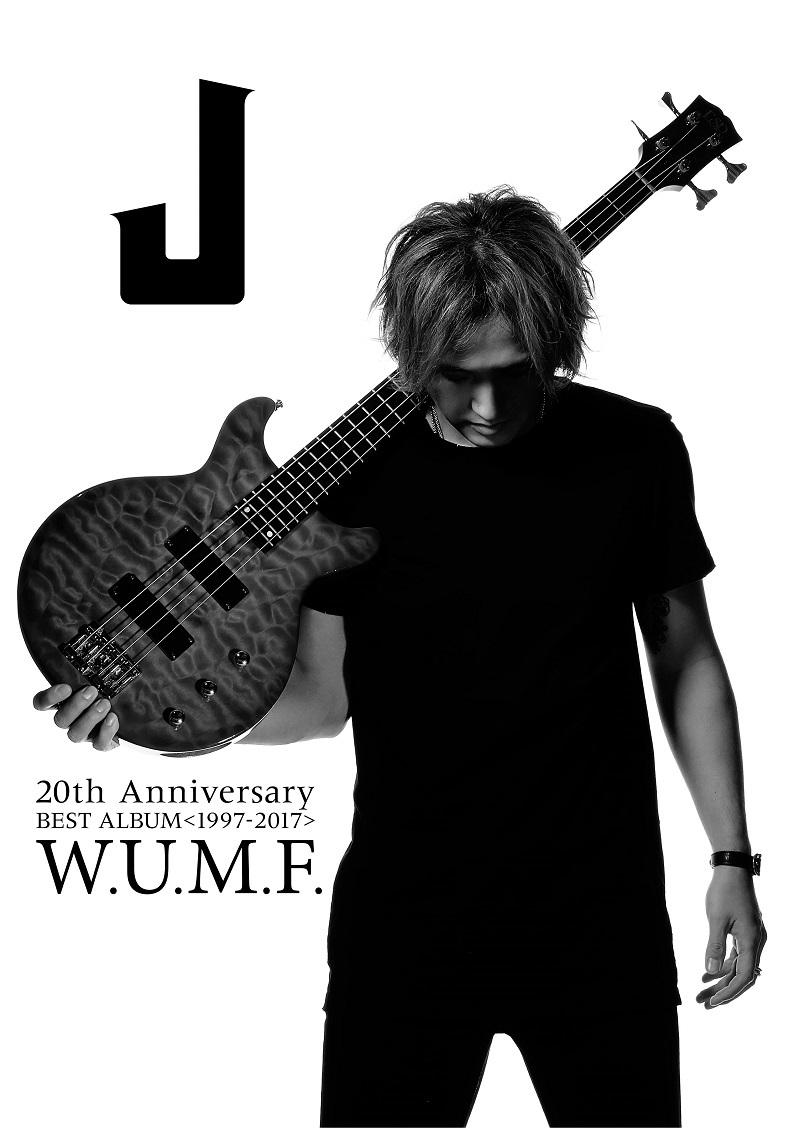 『J 20th Anniversary BEST ALBUM <1997-2017>[W.U.M.F.] 』BOX