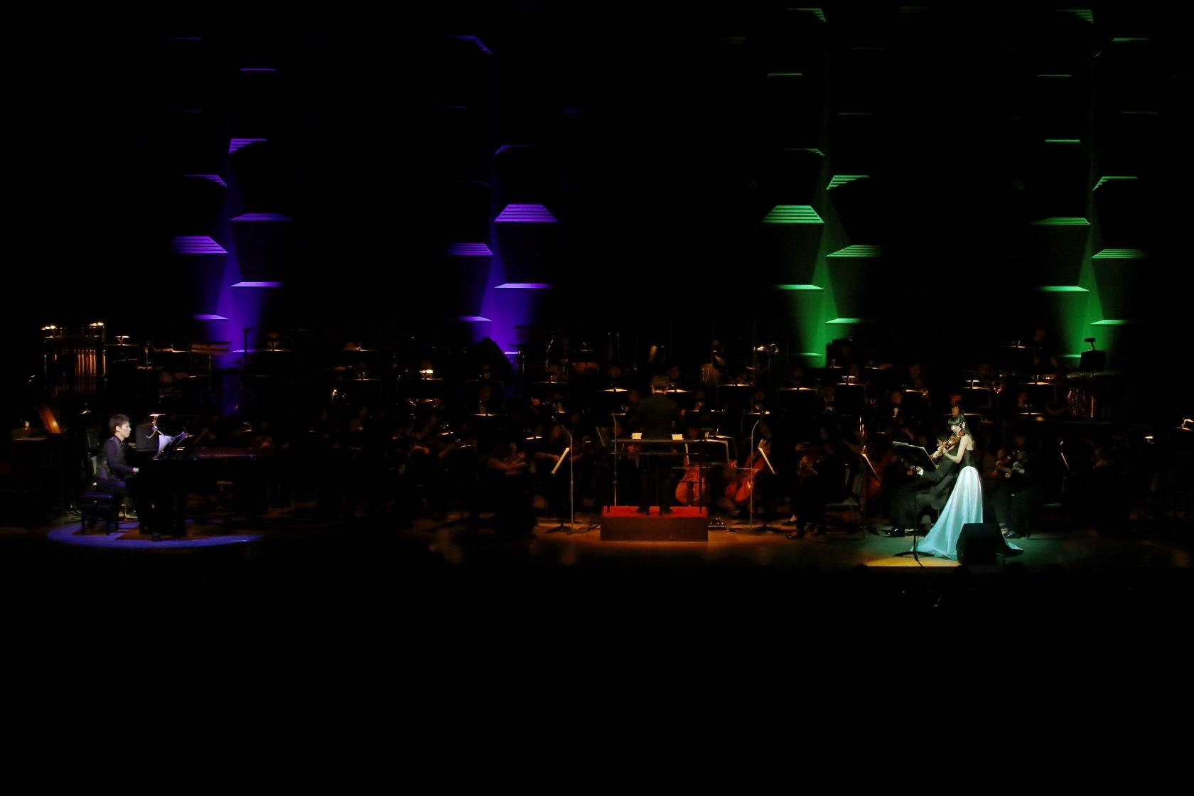 「美少女戦士セーラームーン」25周年記念Classic Concert(撮影:福田静良)