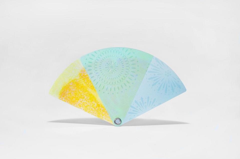 「Lemonコラボチケット」申込者特典 オリジナル団扇